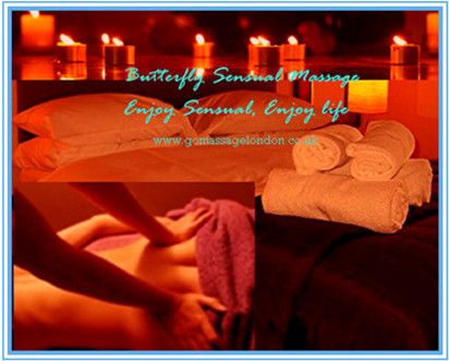 london sensual massage