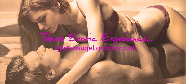 Erotic tantric experience
