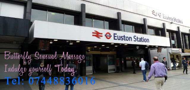 Euston Sensual Massage