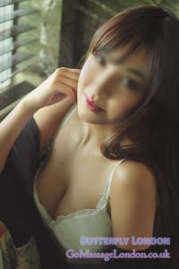 Japanese masseuse Ashley