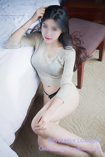 Chinese sensual masseuse Cici