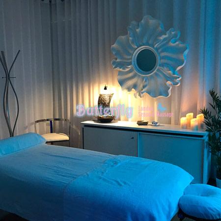 marylebone massage room