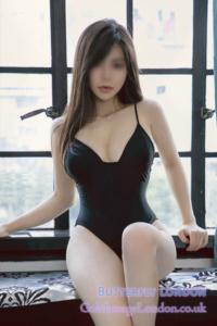 Chinesae model masseuse Edith